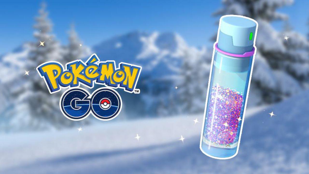 polvere di stelle pokemon go