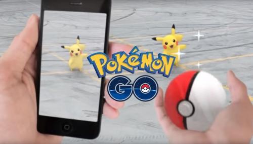 scaricare pokemon go