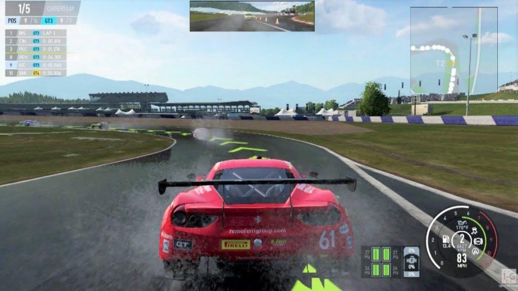 Project Cars ps4: migliori giochi ps4 racing 2020