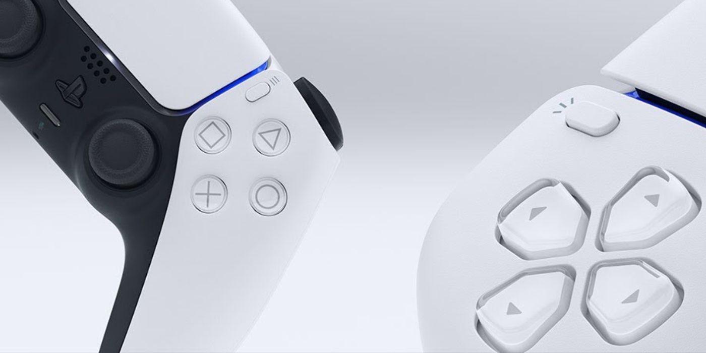 DualSense controller PS5