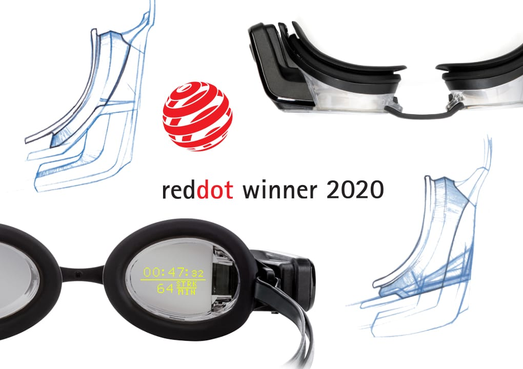 Vincitore Red Dot Awards 2020
