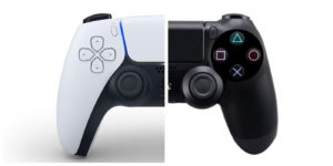 Confronto DualSense Dualshock 4
