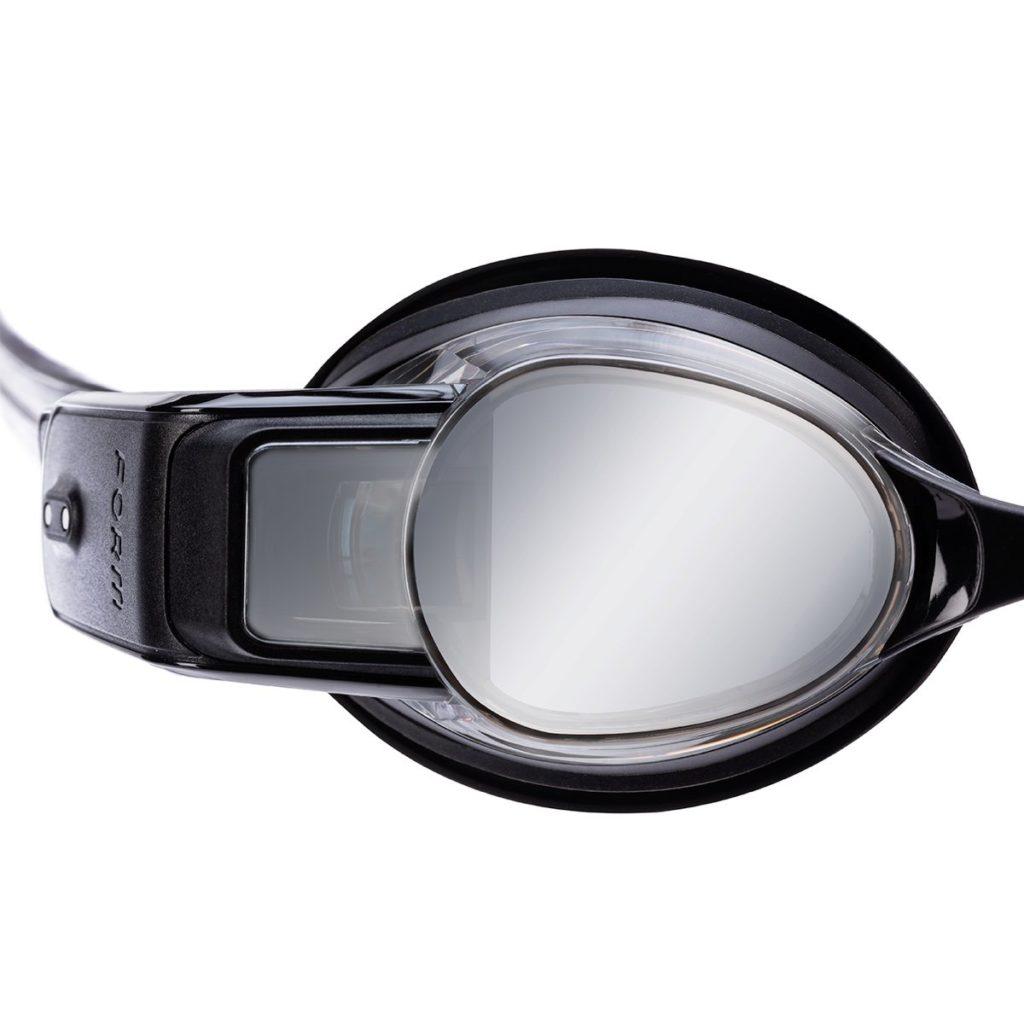 Lente e cassa con chip occhialini smart
