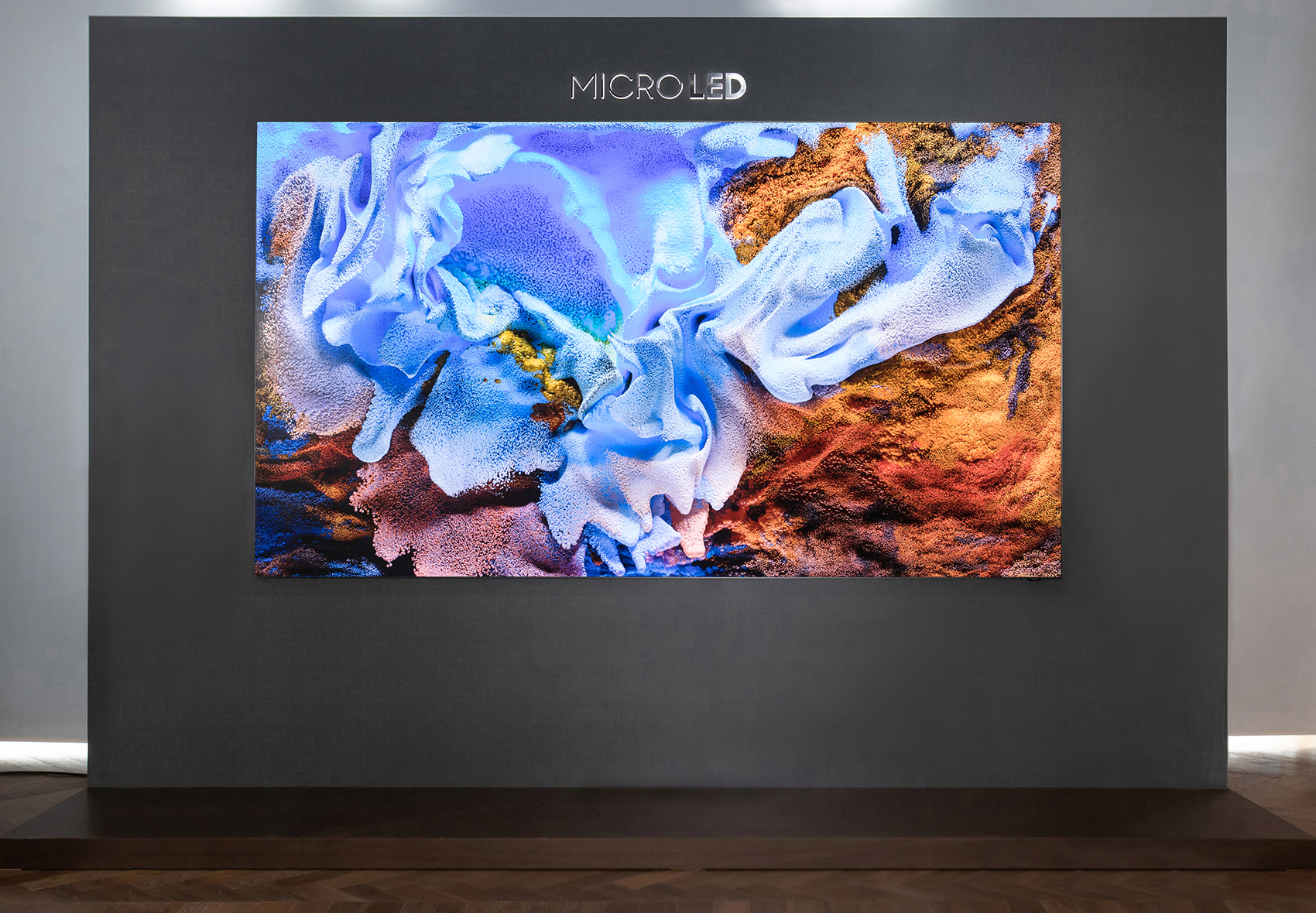 TV Samsung microLED 110""