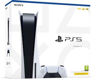 PS5 su Amazon