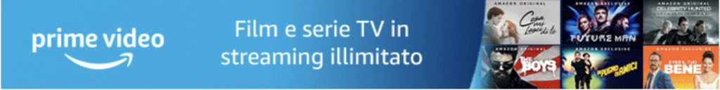 Prime video streaming illimitato