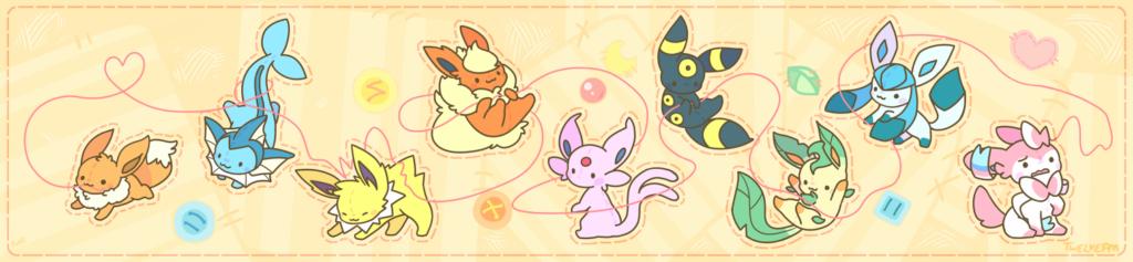 eevee pokemon Go evoluzioni