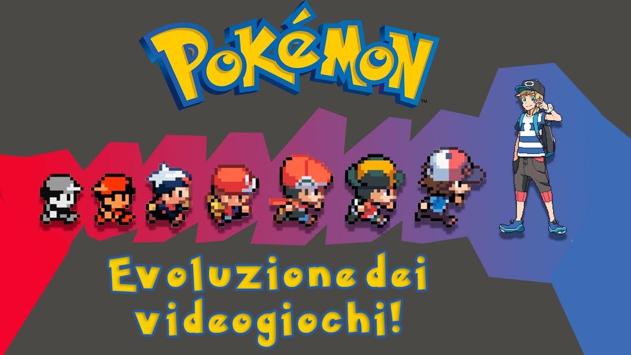 videogiochi Pokémon