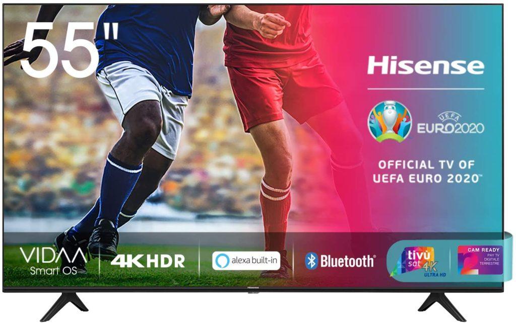 miglior tv 4k hisense