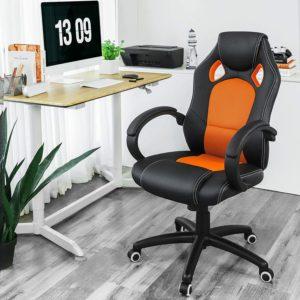 sedia da ufficio comoda