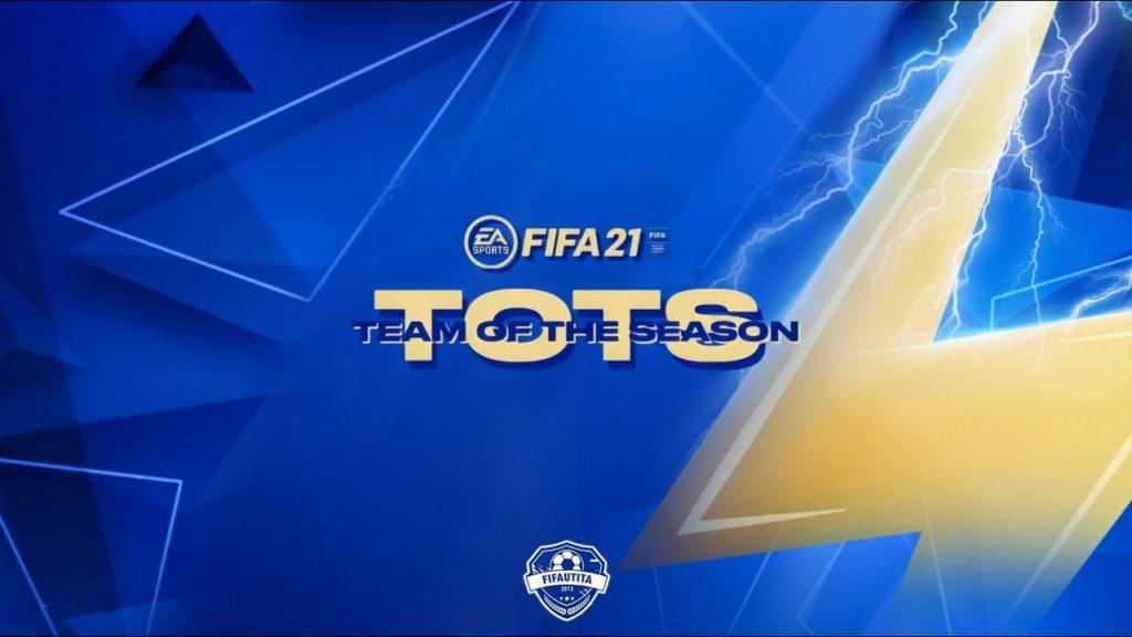 team of the season fifa 21